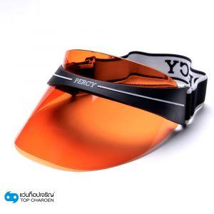 หมวกแว่นกันแดด Percy สีส้ม (กรุ๊ป CA18)