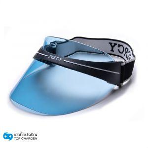 หมวกแว่นกันแดด Percy สีฟ้า (กรุ๊ป CA18)