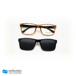 แว่นสายตา BOSSINI คลิปออนชาย รุ่น TR1641-C3 (กรุ๊ป 58)
