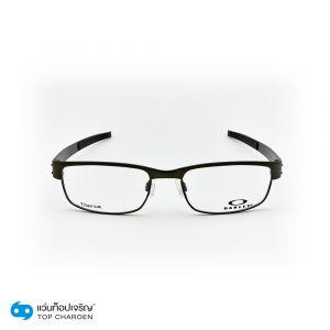 แว่นสายตา OAKLEY METAL PLATE รุ่น OX5038 สี 503802 ขนาด 53 (กรุ๊ป 128)