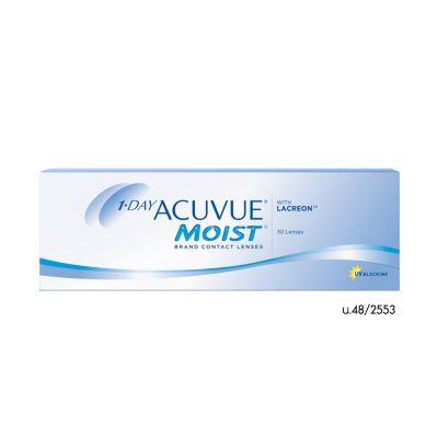 คอนแทคเลนส์ 1-Day ACUVUE MOIST