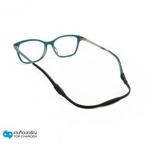 สายรัดแว่นตาซิลิโคนสีดำ