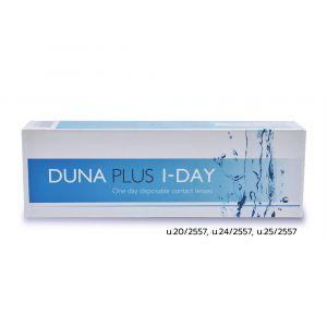 คอนแทคเลนส์ DUNA (ดูน่า) รุ่น PLUS 1-DAY